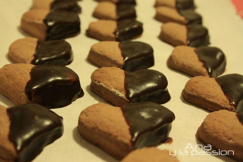 Kakaós illatos szívecskék