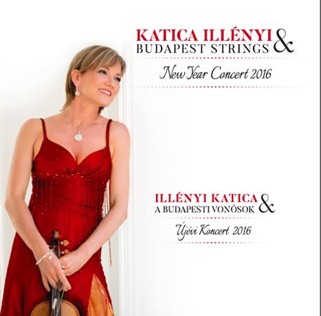 Illényi Katica új koncert CD és DVD!