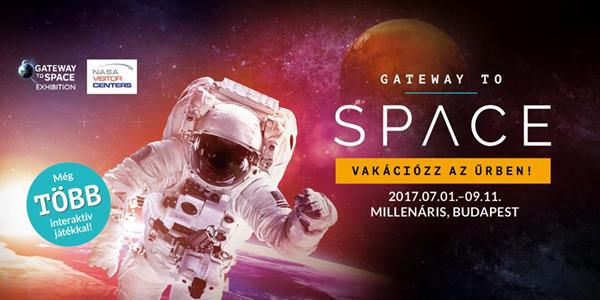 Gateway to Space, Gateway to Space, jelentkezz!