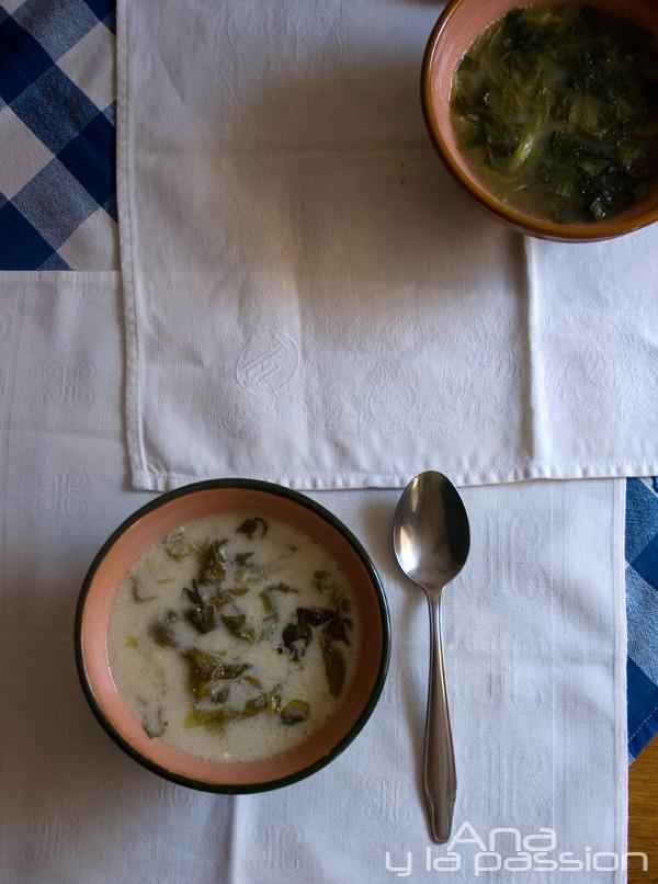 Saláta leves