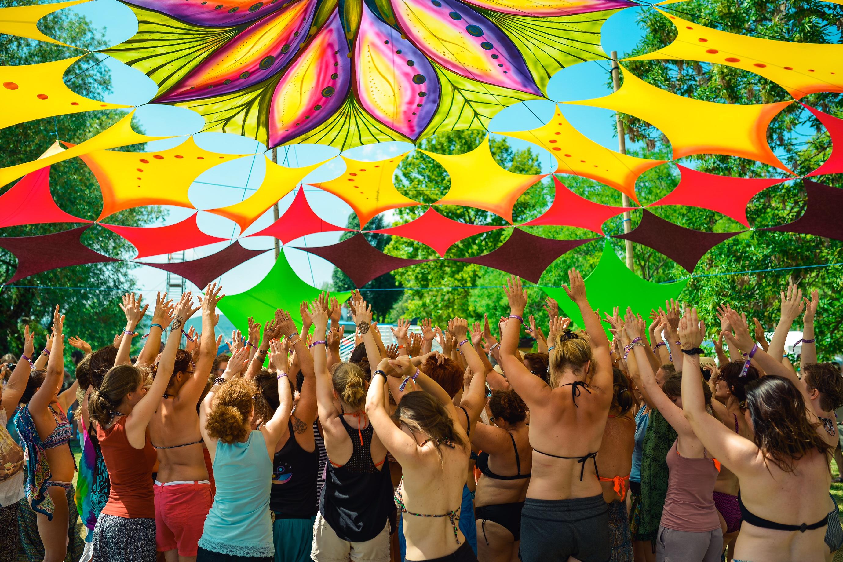 Everness Indián Nyár - négy nap a feltöltődés és az elmélyülés jegyében