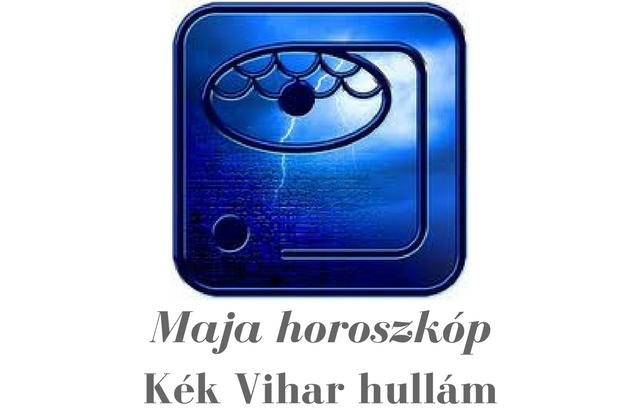 Maja horoszkóp 13 napra - Kék vihar hullám (augusztus 10. - augusztus 23.)