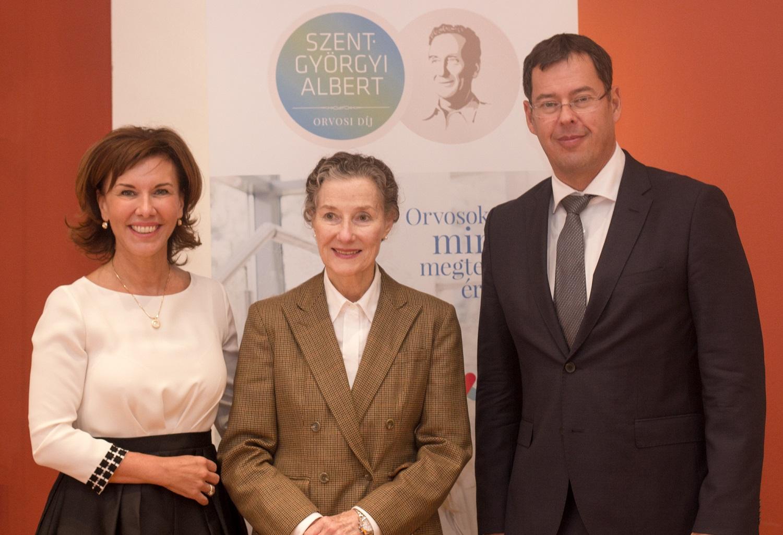 Orvosi díj viseli Szent-Györgyi Albert nevét - Jubileum: 80 éves amagyar Nobel-díj