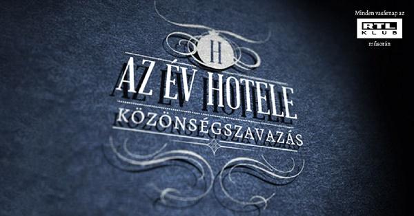 Megvannak AZ ÉV HOTELE 2017. döntőjének résztvevői