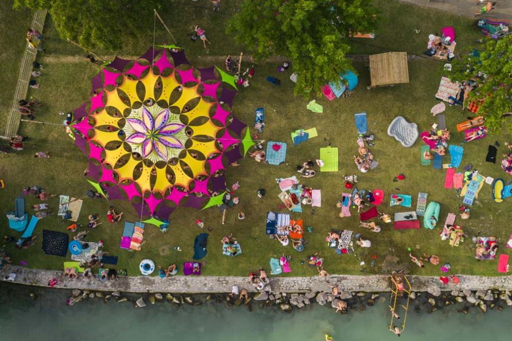 Az Everness Fesztivál idén is várja vendégeit a béke szigetére