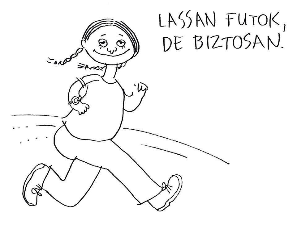 Akarok futni, de ... Tolószékből a maratonig, passzivitástól a motivációig