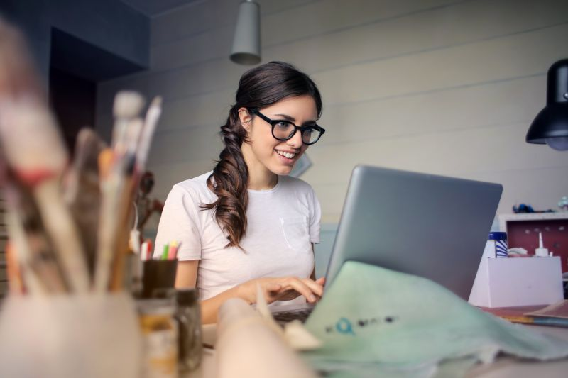Home office: káosz vagy kényelem?