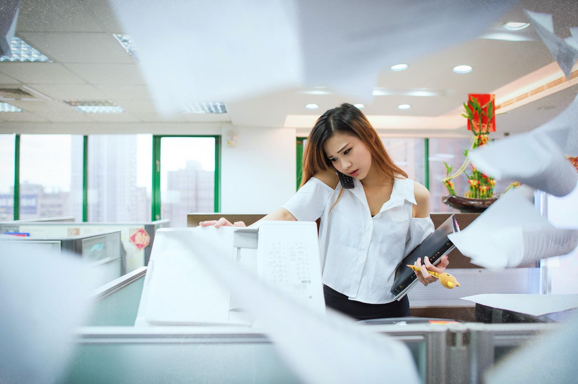Mitől nyomtathat a nyomtatónk csíkosan vagy szemcsésen?