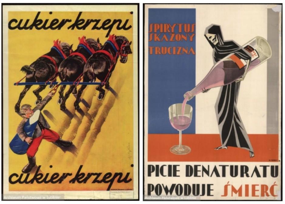 Már 100 éve is dübörgött a propagandagépezet