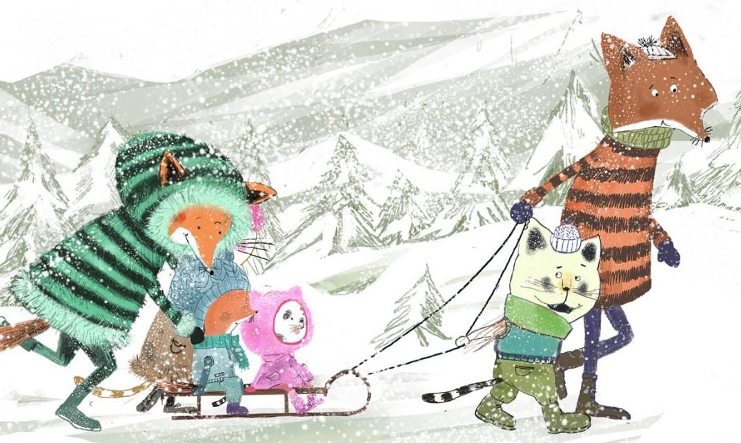 Gyerekkönyvek Mikulásra és karácsonyra (1. rész)