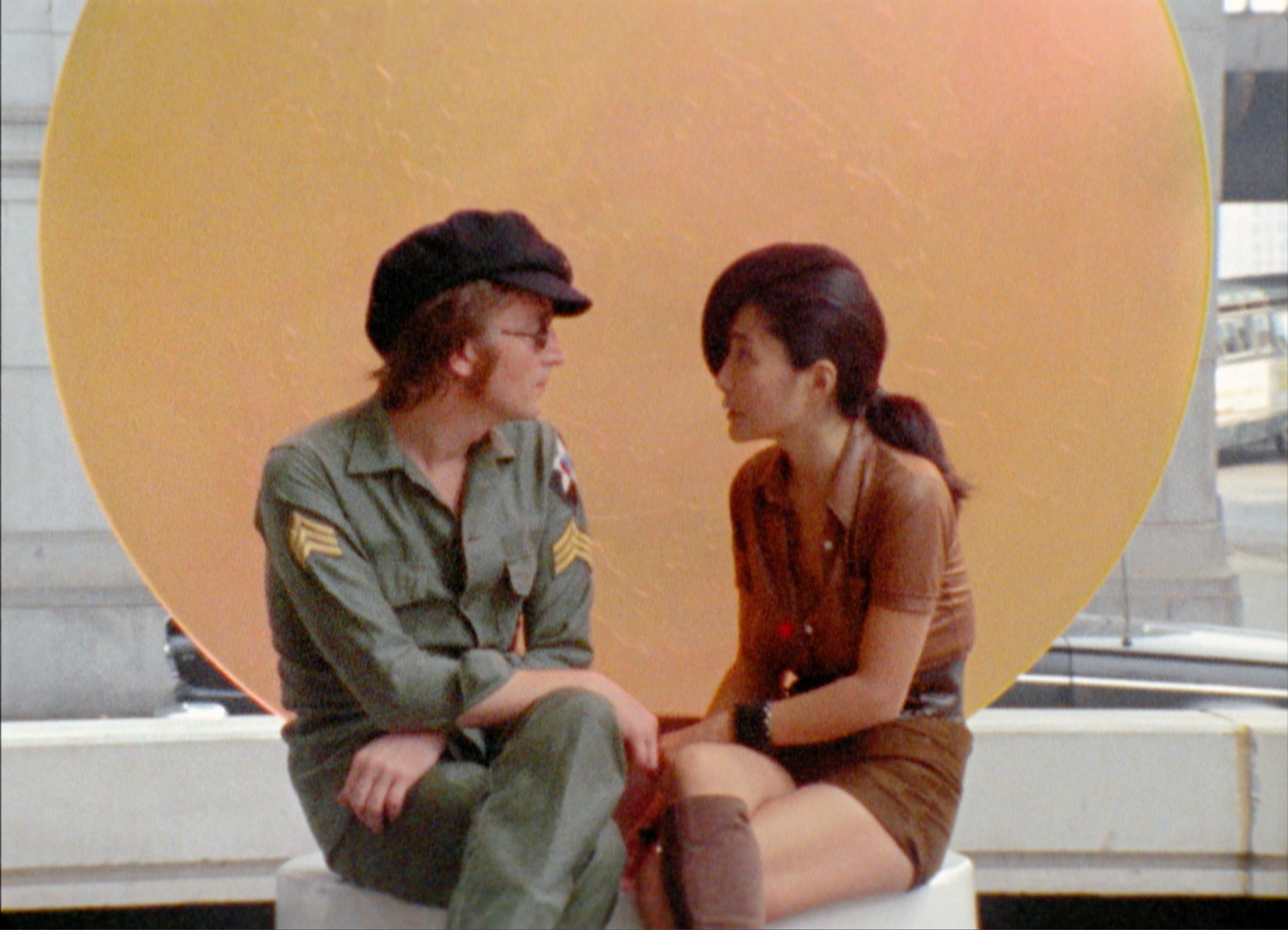 Imagine! John Lennon és Yoko Ono legendás filmje felújítva, kiegészítve a mozikban