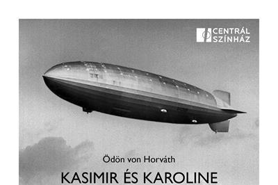 Kasimir és Karoline: vasárnap premier a Centrál Színházban