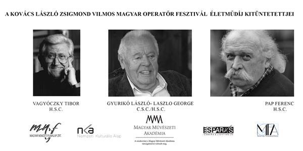 Kovács László és Zsigmond Vilmos Operatőr Verseny