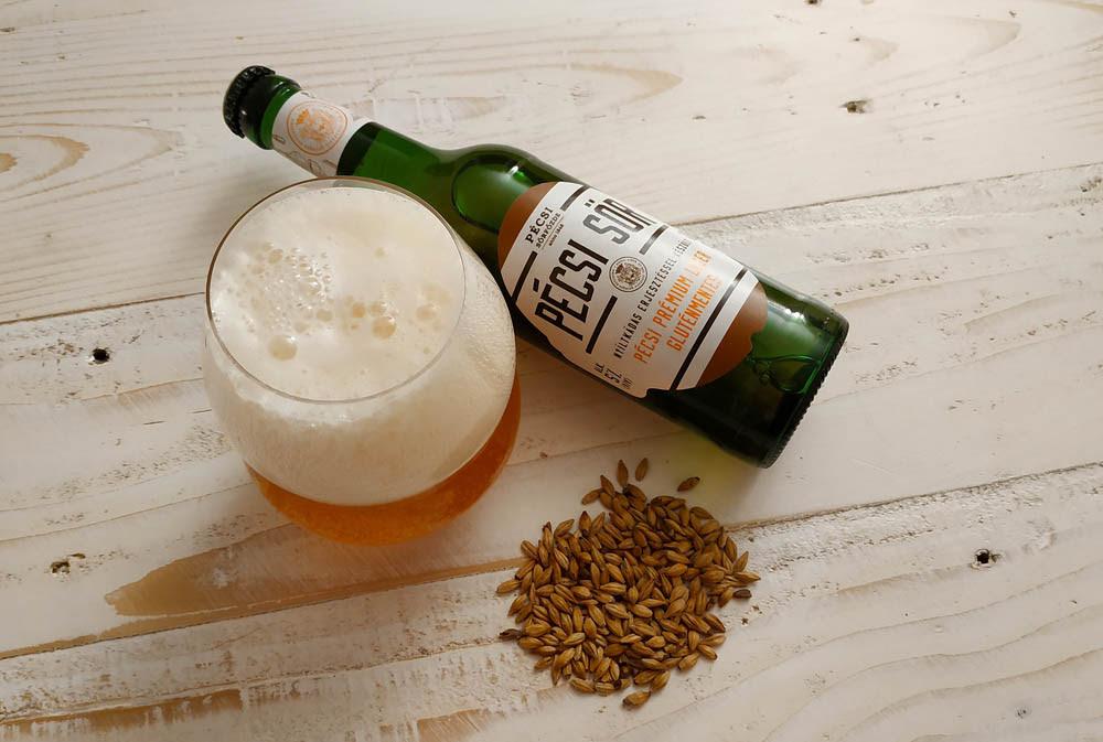 Gluténmentes sört dobtak piacra Pécsett