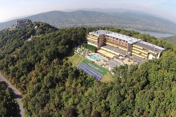 Visegrádi szálloda lett AZ ÉV HOTELE 2018-ban