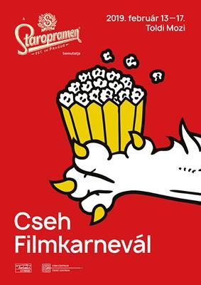 A Staropramen bemutatja: Cseh Filmkarnevál 2019