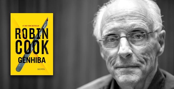 Génhiba: megjelent az orvosi thriller atyjának legújabb könyve
