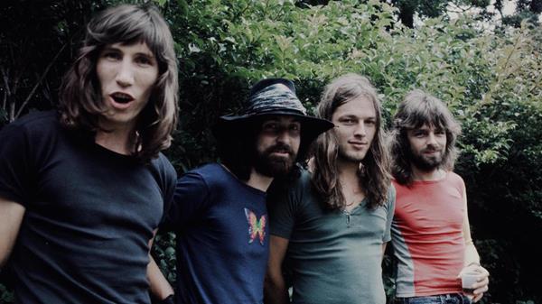 Pink Floyd est a Pólus Moziban