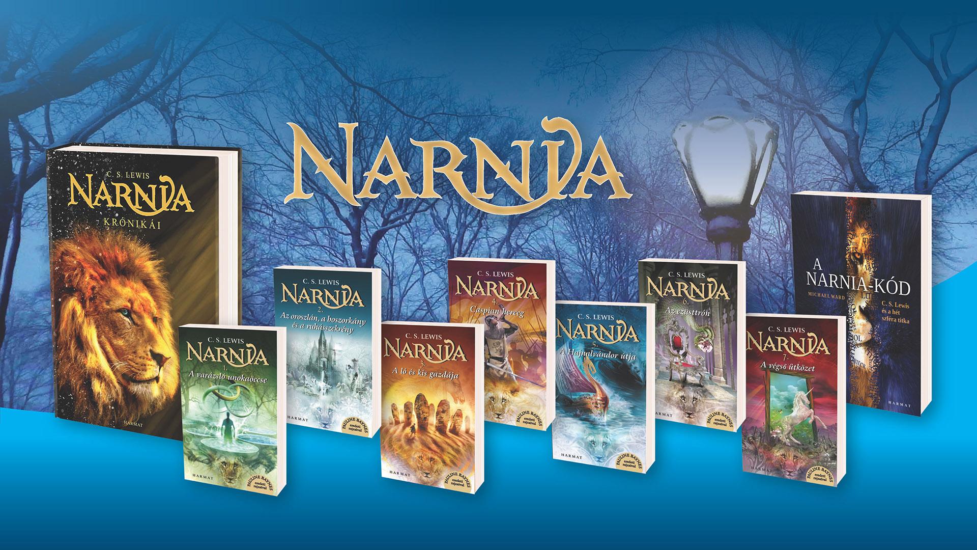 A fantasy műfaj reneszánsza - Narnia a Könyvfesztiválon