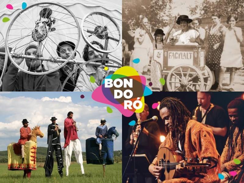Bondoró: az első Utcaszínház Fesztivál