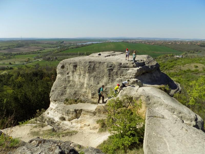 Túra a Nyakas-kőnél és környékén
