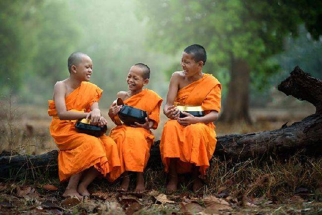 Thaiföld, a mosoly országa: spiritualitás
