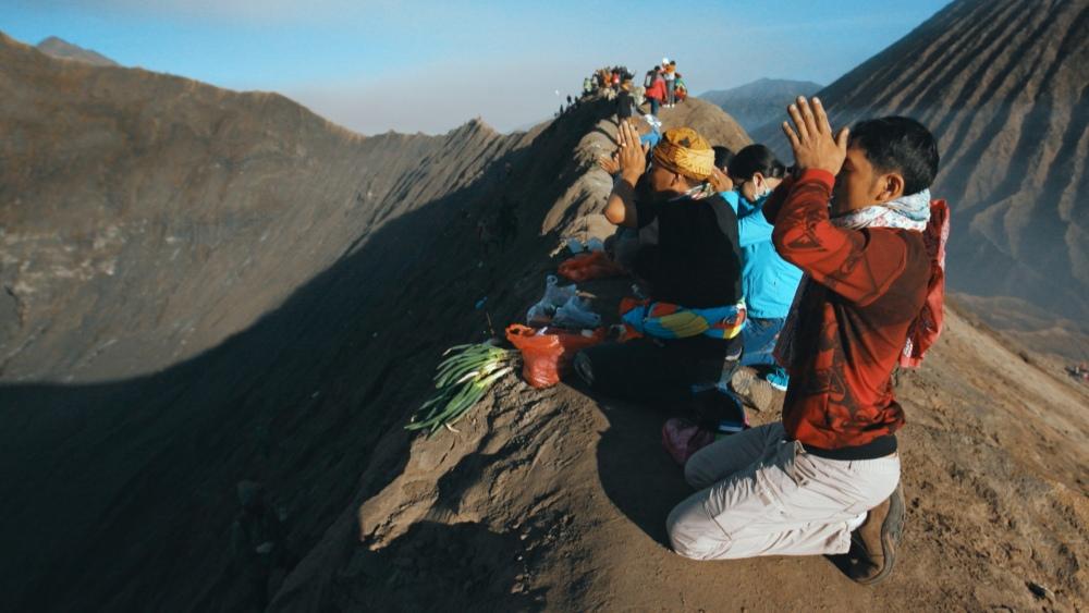 500 millió ember él a Föld időzített bombái, a vulkánok lábainál
