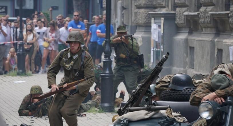 Szombaton kirobban a felkelés Óbudán