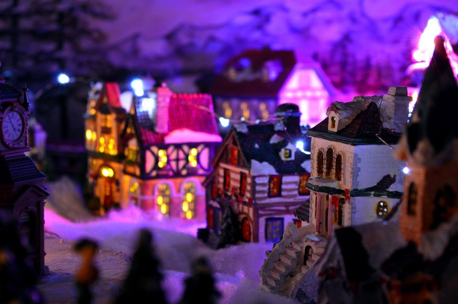 Csengettyűváros meséi... mert sosincs korán a karácsonyra készülni!