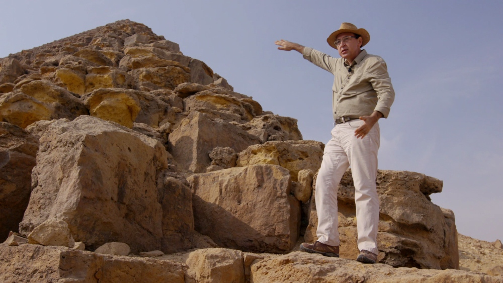 Modern technológiával az egyiptomi piramisok rejtélyeinek nyomában