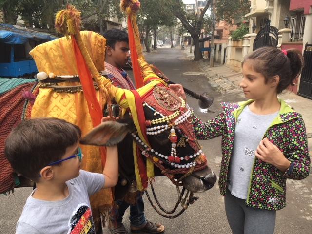 Fél év Indiában egyedül, három gyerekkel és az autizmussal