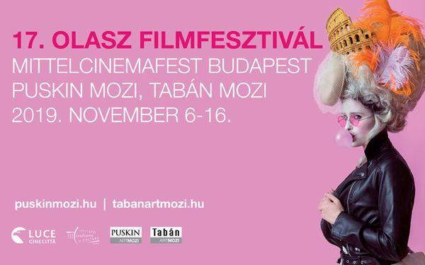 Mittelcinemafest - az olasz filmfesztivál hamarosan itt van!