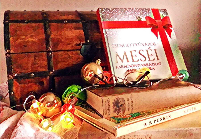 Csengettyűváros meséi: karácsonyi varázslat napról napra
