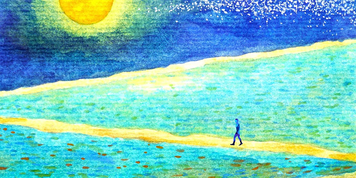A nap színe - könyv a gyermekkor végéről