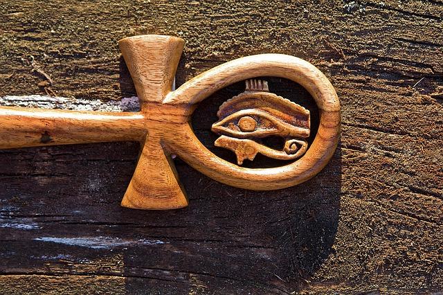 Egyiptomi szimbólumok, amiket ma is használunk
