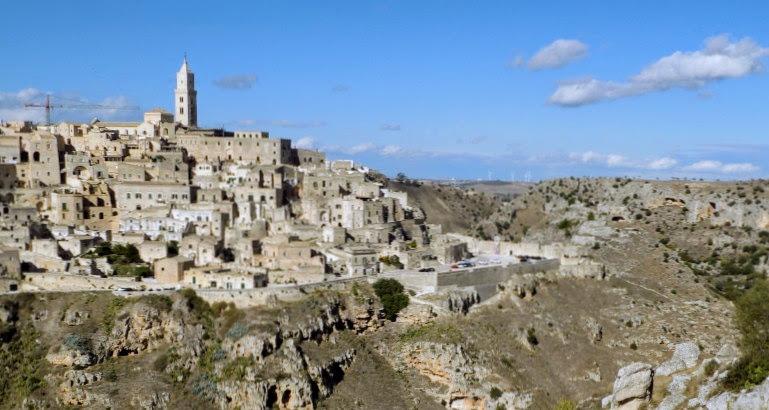 Matera egy csoda! Íme a város, ahol az új James Bond filmet forgatták