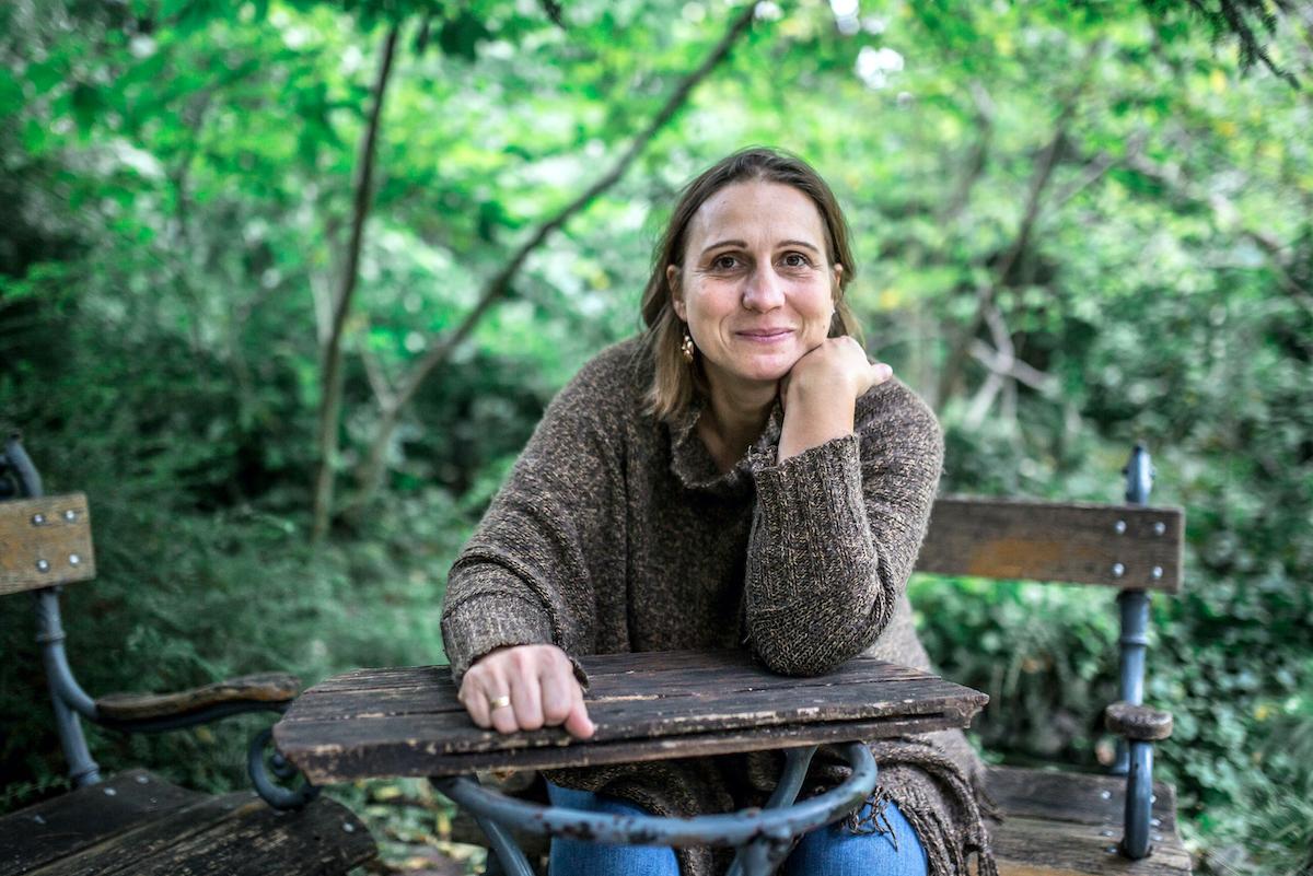 Olvasóival együtt írja új regényét Mészöly Ágnes