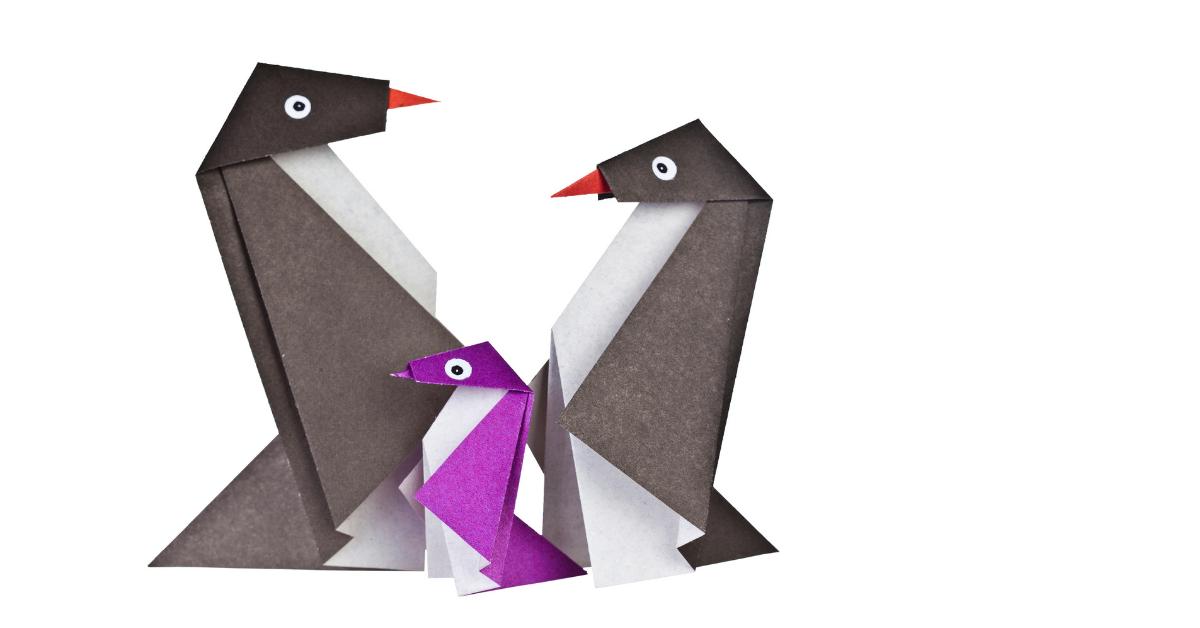 A kis pingvin és a kreativitás
