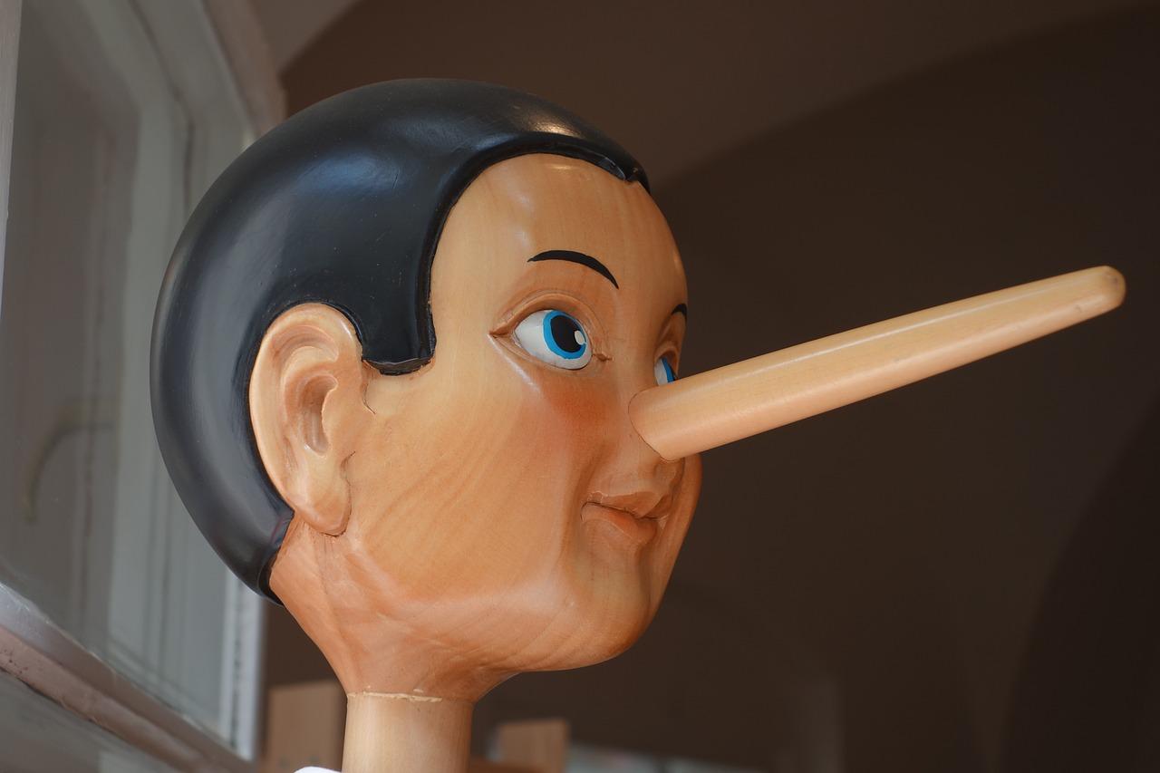 7 hazugsággesztus - Vigyázz, a testbeszéd leleplezhet!